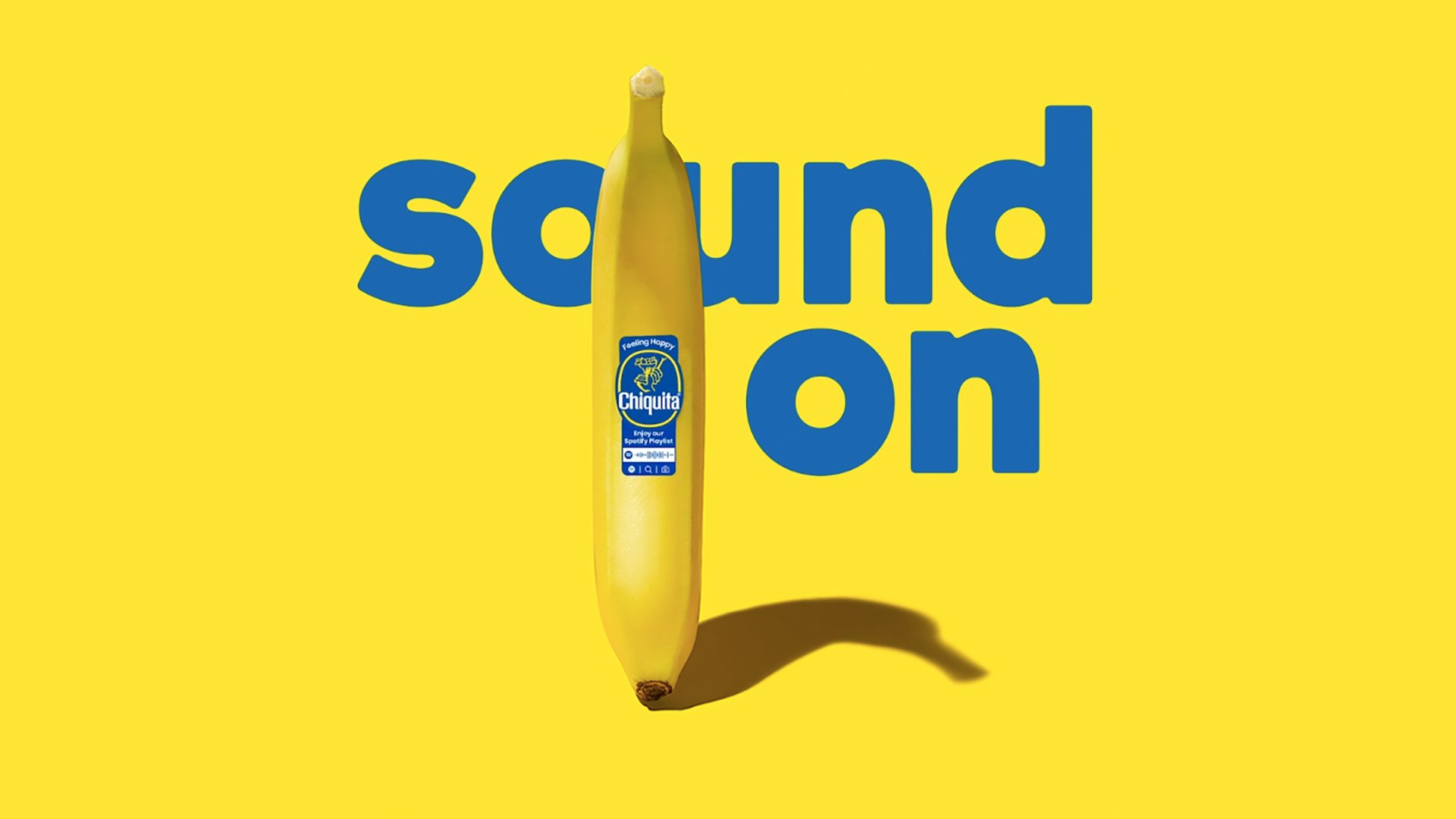 Chiquita<br>Spotify<br>Stickers
