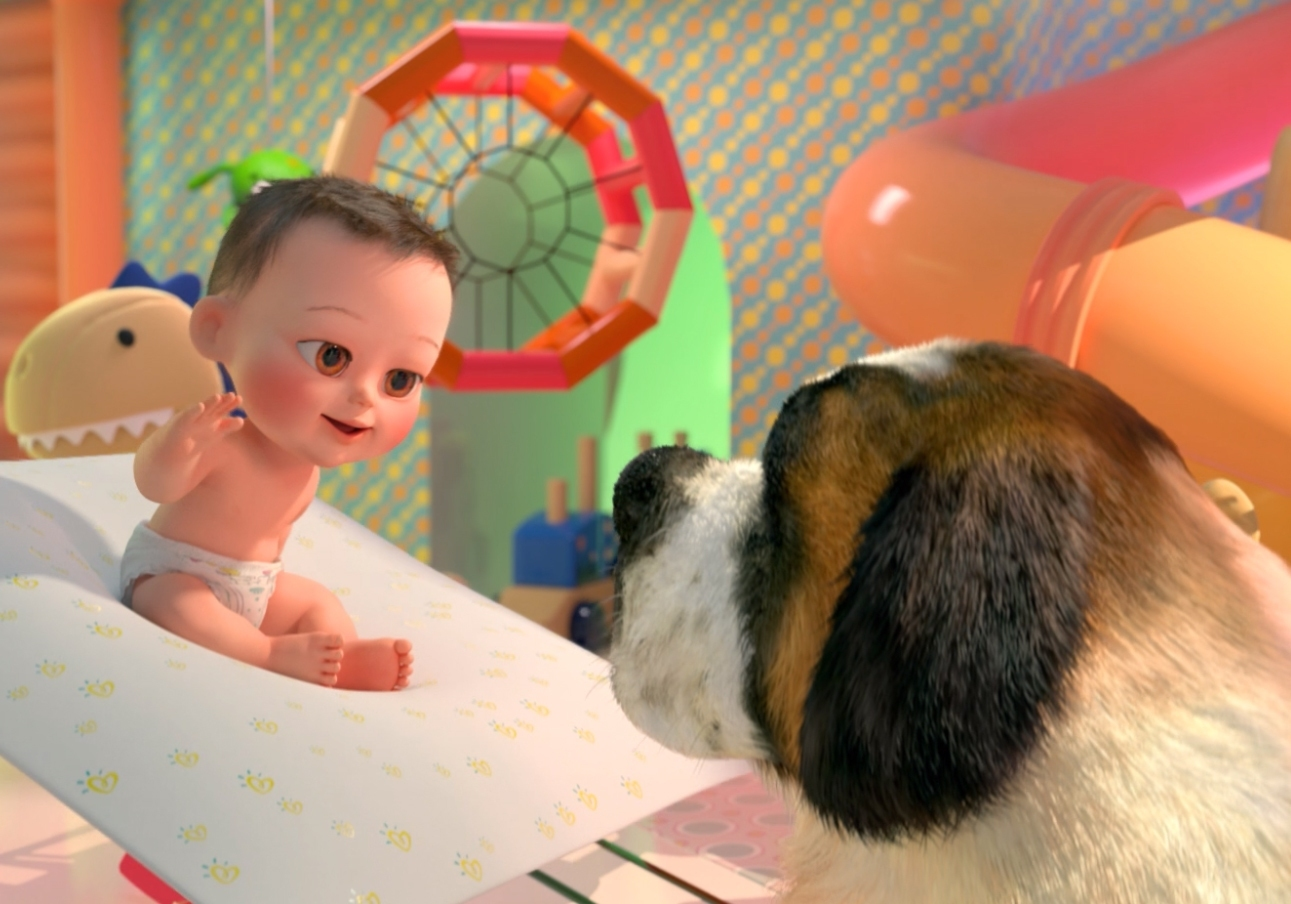 Pampers: Your Baby's Dream Never Stops