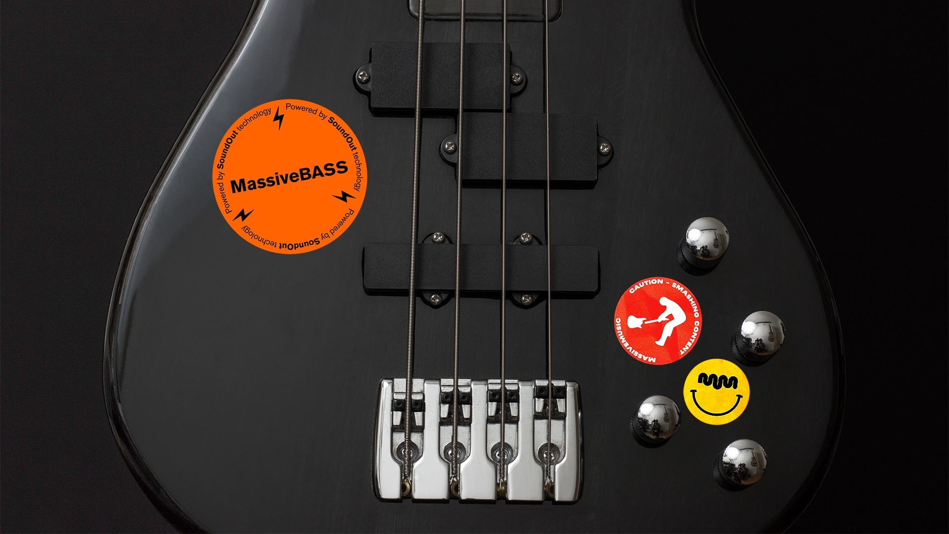 Drive the Sound<br>of Your Brand<br>with MassiveBASS
