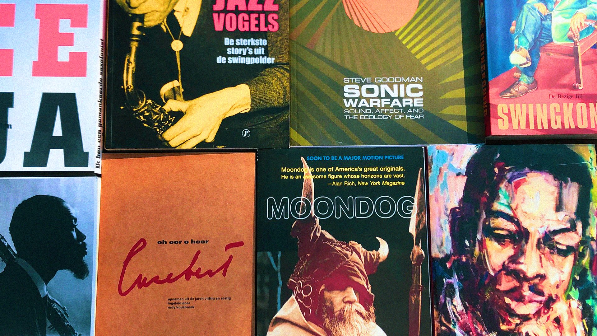 5 Music Books<br>to Read (Vol. 1)