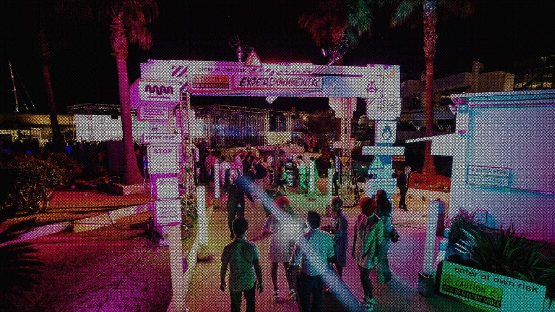 Behind the  Scenes of our Cannes Parties